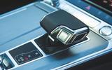 Audi A6 2018 long-term review - gear selector