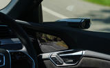 Audi E-tron Sportback 55 2020 UK first drive review - mirror screens
