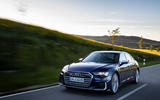 Audi S6 2019 first drive review - on the road front