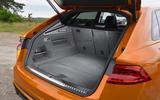 13 Audi SQ8 2021 UK FD boot