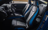Audi TTS 2018 first drive review seats
