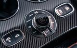 Bentley Bentayga 2020 UK first drive review - start button