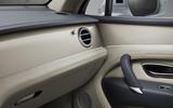 Bentley Bentayga hybrid 2019 first drive review - interior trim