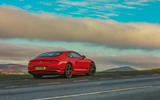 Bentley Continental GT V8 2020 UK first drive review - static