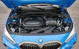 BMW 1 Series M135i 2019 first drive review - engine