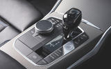 BMW 3 Series Touring 320d 2019 UK first drive review - centre console
