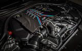 BMW M5 Competition 2018 first drive review engine