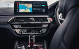 BMW M5 Competition 2020 UK first drive review - infotainment