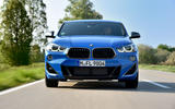 BMW X2 M35i 2019 first drive review - on the road nose