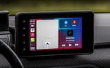 13 Dacia Sandero Stepway 2021 UK first drive review infotainment