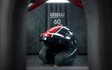 13 David Brown Mini Remastered Oselli 2021 UK FD helmet