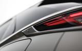 DS 3 E-Tense 2019 first drive - rear lights