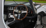 13 E Type Unleashed V12 2021 UK First drive review dashboard