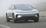 Faraday Future FF91 - front