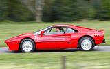 Ferrari 288 GTO - hero side