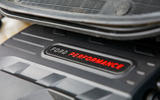 Ford Fiesta ST Mountune m235 2020 first drive review - engine cover