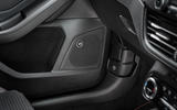Ford Focus ST-Line 182PS 2018 UK first drive review - speakers