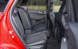 Ford Kuga ST-Line PHEV 2020 UK first drive review - rear seats