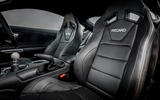13 Ford Mustang Mach 1 2021 UK first drive review front seats