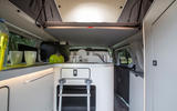 13 Ford Transit Nugget 2021 UK FD pop up