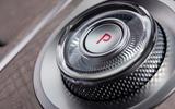 13 Genesis GV80 2021 UK FD gear selector