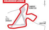 Gransden Lodge map