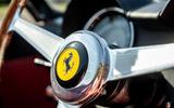 13 GTO California Spyder revival 2021 UK FD steering wheel