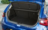 Hyundai i20 2020 UK first drive review - boot