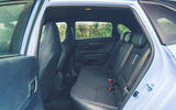13 Hyundai i20N 2021 RHD UK FD rear seats