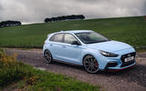Hyundai i30 N 2020 UK first drive review - static