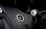 Jaguar E-Pace D150 2018 review engine start button