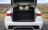 13 Jaguar E Pace P300e 2021 uk first drive review boot