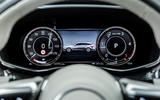 13 Jaguar XF Sportbrake P250 2021 UK review instruments