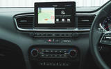 Kia Ceed 2018 long-term review - infotainment