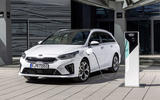 Kia Ceed Sportswagon PHEV 2020 first drive - static front