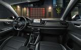 Kia Rio 2020 - interior