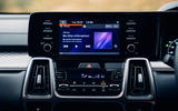 13 Kia Sorento PHEV 2021 UK first drive review infotainment