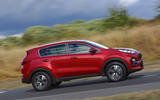 Kia Sportage 1.6 GDI '2' 2018 UK first drive on the road right