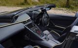 Lamborghini Aventador S 2018 first drive review cabin