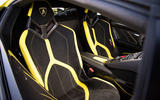 Lamborghini Aventador SVJ 2018 first drive review front seats