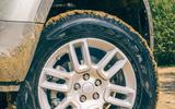 Land Rover Defender - wheel