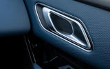 13 Land Rover Range Rover Velar PHEV 2021 UK first drive review door cards