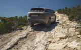 Land Rover Range Rover Velar SVAutobiography 2019 first drive review - rock climbing