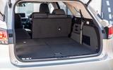 13 Lexus RX 450h L 2021 UK FD boot