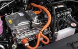 Lexus UX300e 2020 UK first drive review - battery