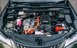13 Lexus UX300e 2021 UK first drive review motor