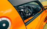 13 Lotus Exige final edition 2021 UK FD cabin