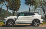 Lynk&Co 01 PHEV 2019 first drive review - static side