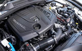 13 Maserati Ghibli Hybrid 2021 UK FD engine