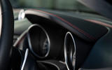Maserati Levante GranSport V6 2018 first drive - instrument cluster